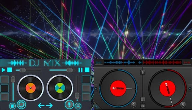 Top 5 Android Mobile DJ Mixing App