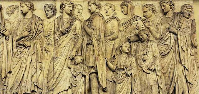 Curatela y Derecho romano