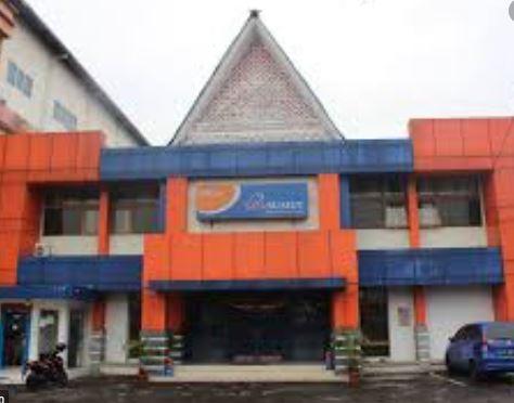 Kantor Bank Sumut,Tebing Tinggi,Sumatera Utara,