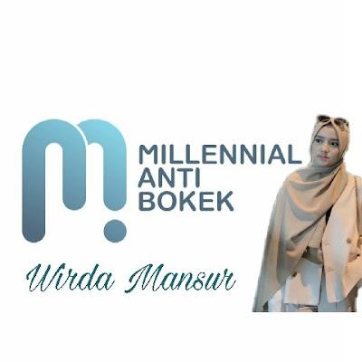 millennial anti bokek by wirda mansur