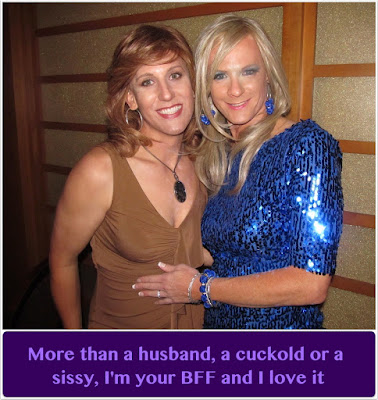 Best Forever Friends - Sissy TG Caption