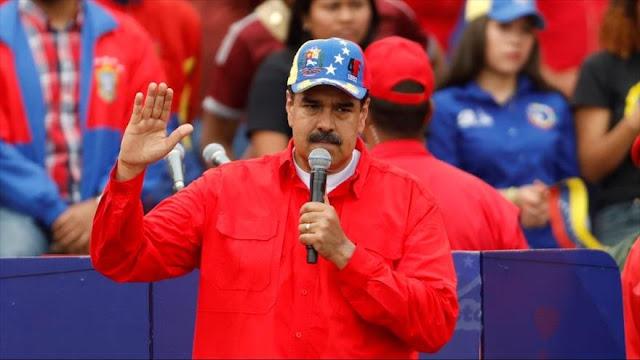 Maduro: Fue un error por parte de Europa reconocer a Guaidó