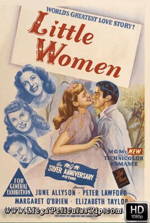 Mujercitas (1949) [1080p] [Latino-Ingles] [MEGA]