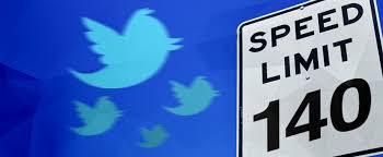 Twitter 140 karakterle devam