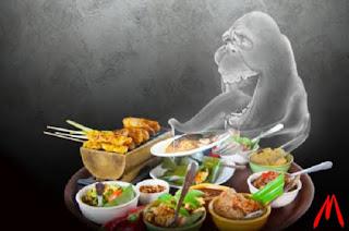 6 Makanan Kesukaan Jin dan Setan, Ada Makanan Manusia Juga!
