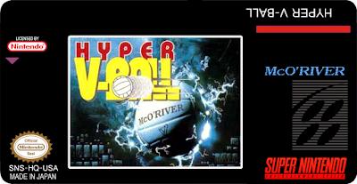 Hyper Volleyball - SNES [Em Português - Download]