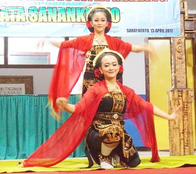 Tarian Daerah Jawa Timur