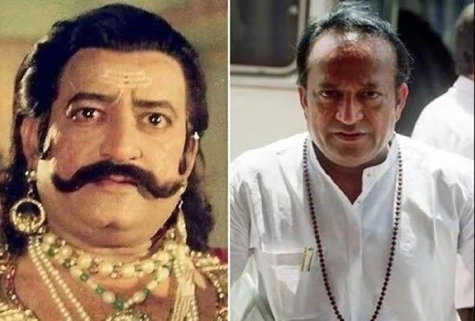 अरविन्द त्रिवेदी | Ramanand Sagar Ramayan के Ravan Arvind Trivedi Biography in hindi