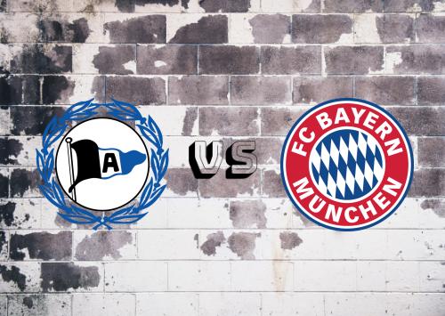 Arminia Bielefeld vs Bayern München  Resumen y Partido Completo