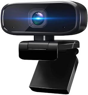 Intpw 1080P Webcam