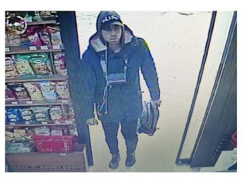 A terézvárosi rendőrök keresik: vásárlás helyett telefont lopott egy ruhaüzletből