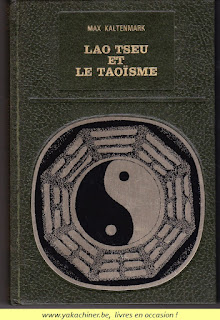 Max Kaltenmark, Lao Tseu et le Taoïsme, 1974