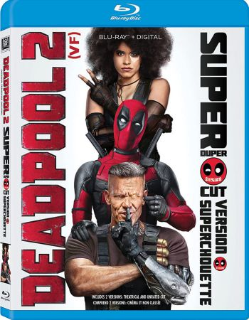 Deadpool 2 (2018) Hindi Dual Audio 470MB BluRay x264 480p