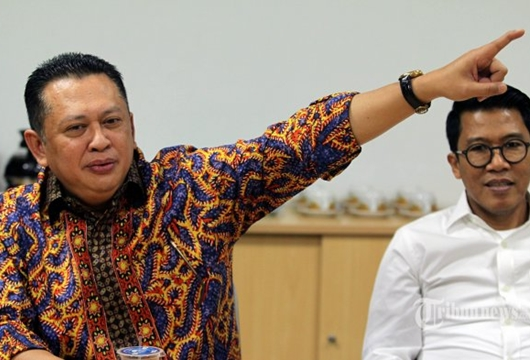 Ketua DPR RI Minta Polisi Tindak Ormas yang Minta THR ke Pengusaha