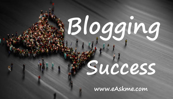 11 Principles for Blogging Success: eAskme