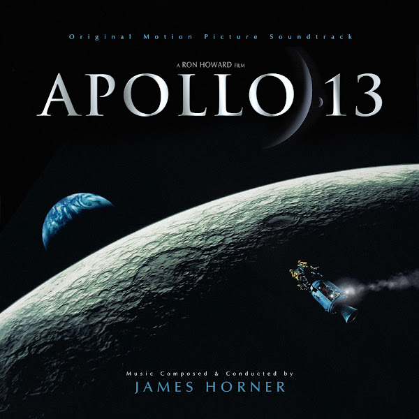 apollo 13 james horner soundtrack cover