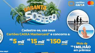Promoção Cartões Caixa Mastercard 2017