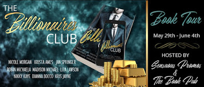 #NewRelease Book Tour + #Giveaway: THE BILLIOINAIRE'S CLUB BOXED SET #99cents #romance