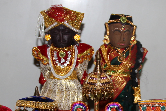 mysore dasara doll arrangement pattada gombe