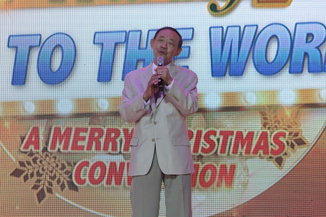 Jose Mari Chan on VIPuring Convention