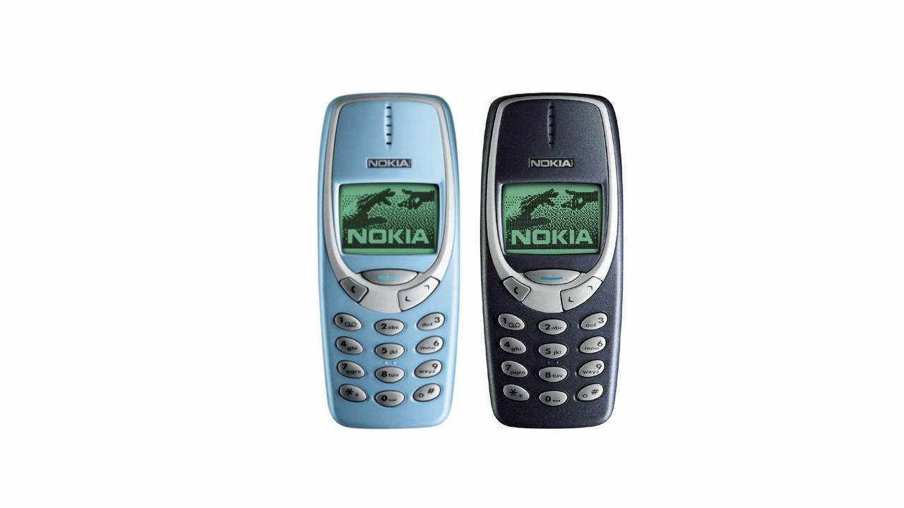 生活技.net: 諾基亞3310 神機復刻 電量翻倍,售價亦貴一倍
