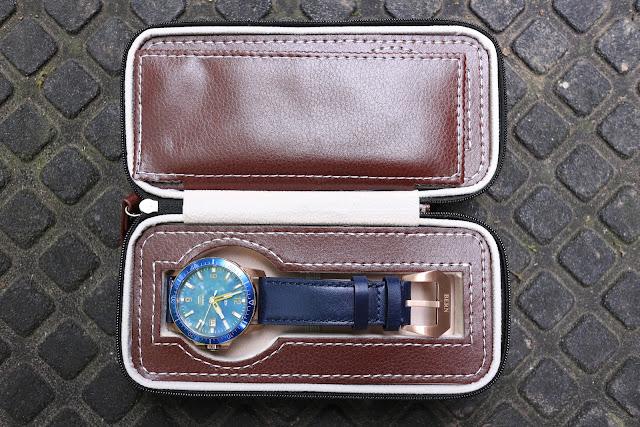 Bern Milford blue case