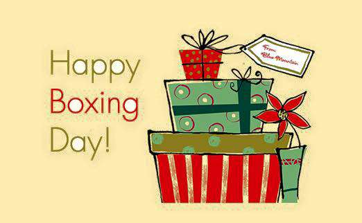 Boxing Day Wishes Pics