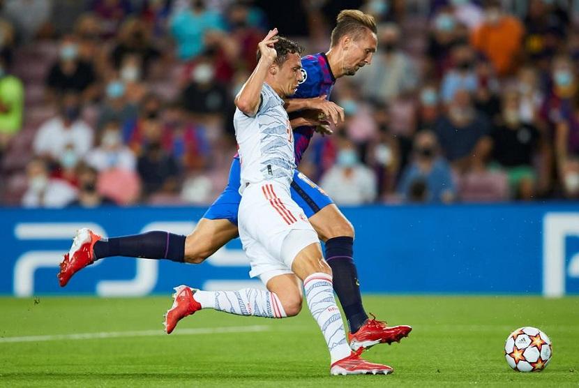 Barcelona Vs Bayern: 0-3 Barcelona Kalah lagi - Inews Stars