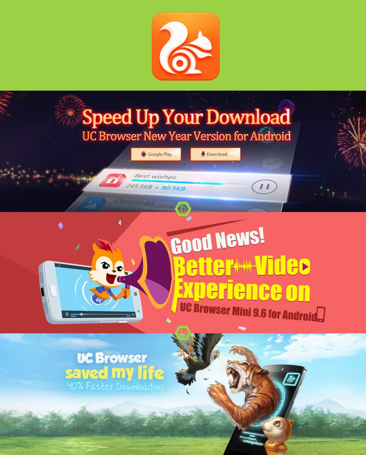 Download UC WebBrowser