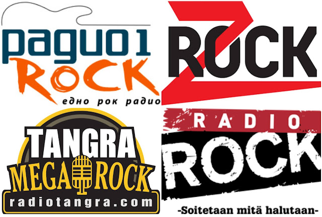 Рок радиостанции онлайн