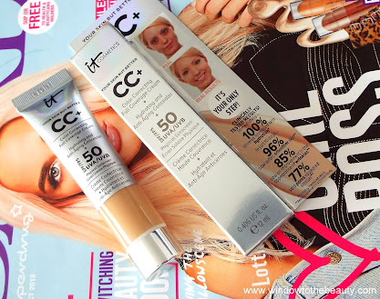 It Cosmetics Your Skin But Better CC+ wizaż