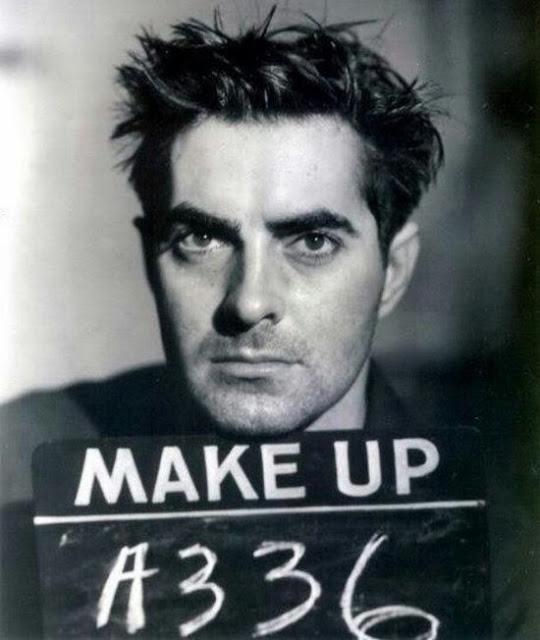 31 estrelas vintage em testes de cabelo e maquiagem