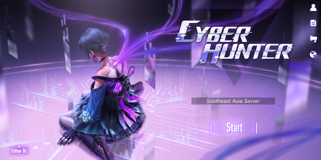 Cyber Hunter : Game Battle Royale Yang Unik