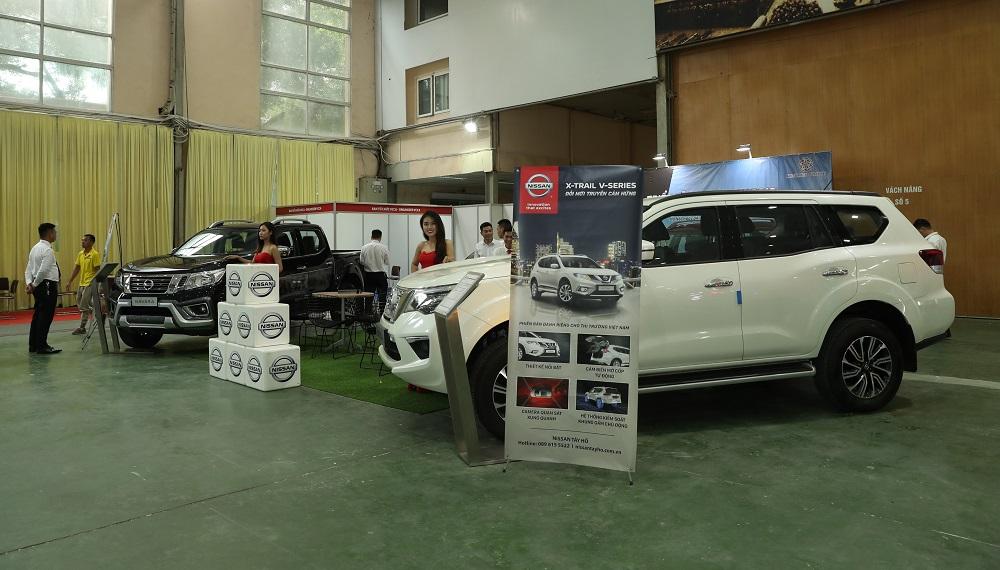 Triển lãm Autotech khai mạc tại Hà Nội