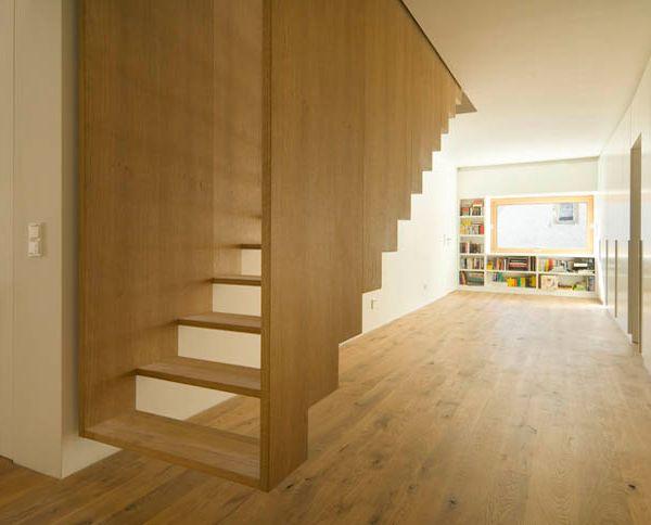 staircase bottom design