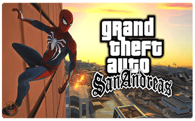 gta san andreas spiderman mod free download ocean of games