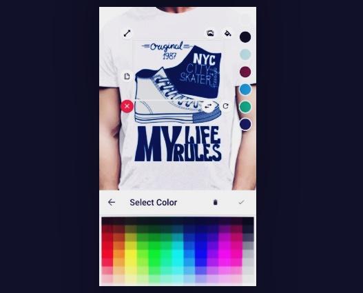 T-Shirt Design Yayprint