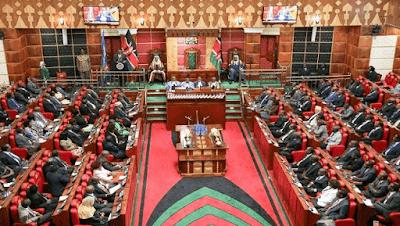 National Parliament. PHOTO | NMG