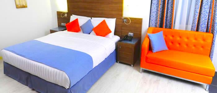 Benin Marina Hotel, Cotonou, Benin Republic