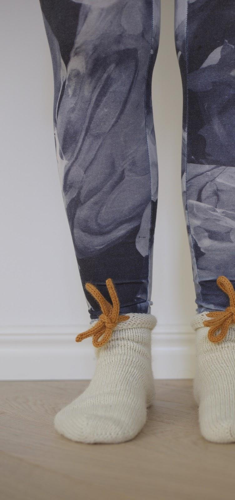villasukat ilman resoria varpaista varteen ohje iCord