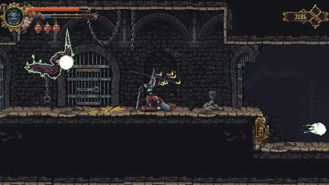 Blasphemous is a very interesting, dynamic and fast two-dimensional platform game with a side view in which you will find adventures, puzzles, battles with different opponents, and save the whole world.