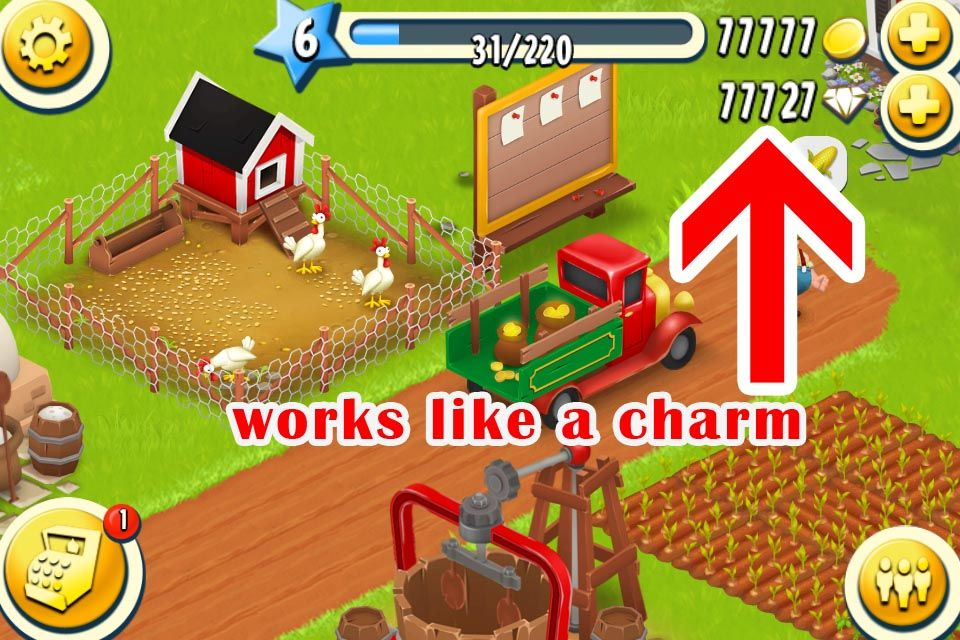 Get Hayday Unlimited Diamonds For Free! Working [November 2020]