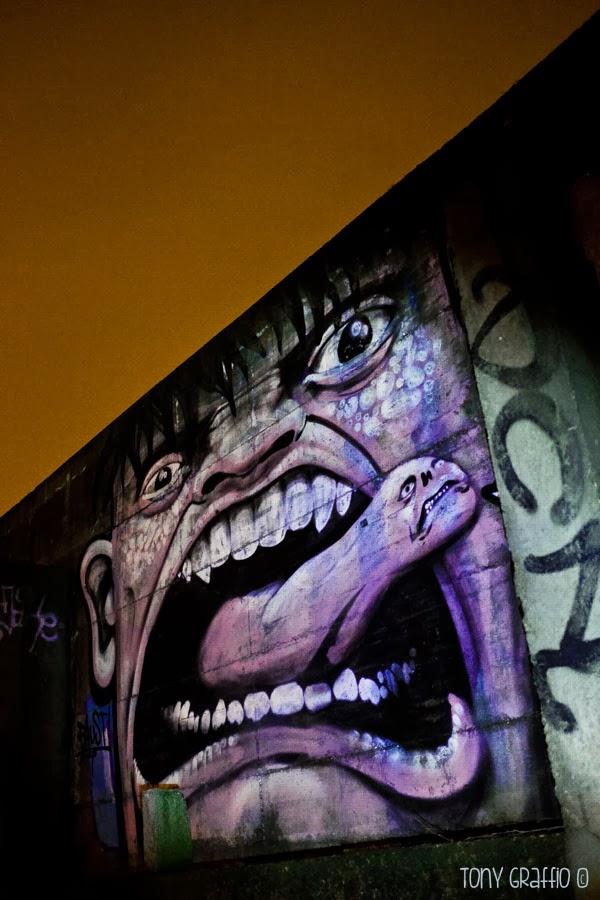 Graffiti Tenia