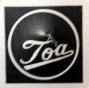 toa logo 1970s