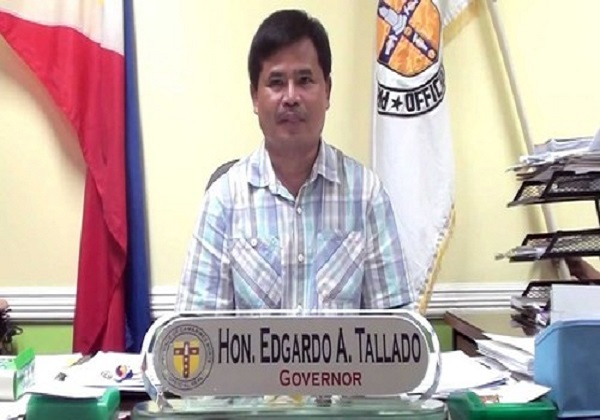 CAMARINES NORTE GOVERNOR SUSPENDED DUE TO VIDEO SCANDAL