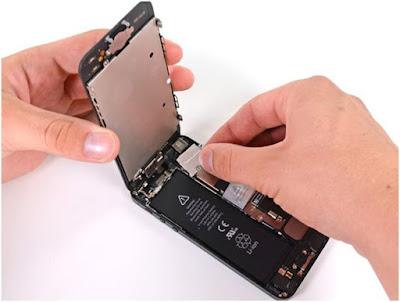 Tại sao cần phải thay mặt kính iphone 5c