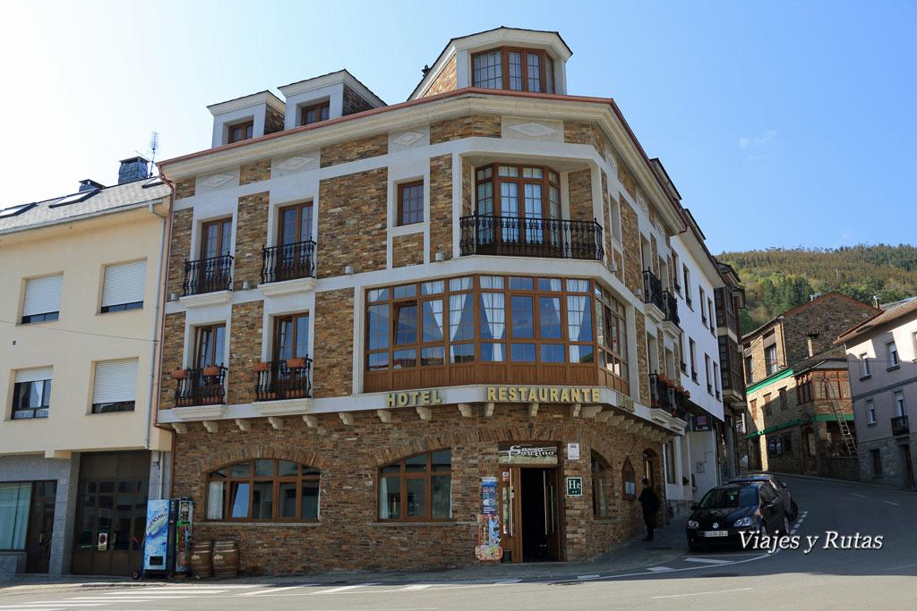Casa Paulino, Taramundi, Asturias