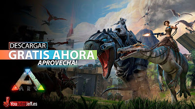 como descargar ARK Survival Evolved para pc