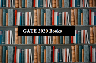 Best GATE 2020 books to score well