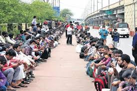 1.9 lakh migrants workers register to return to home
